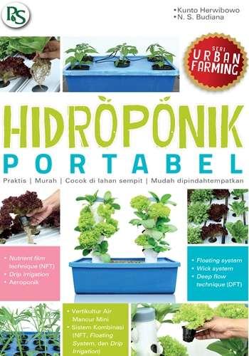 Hidroponik portable