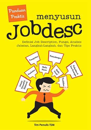Panduan Praktis Menyusun Job Desk