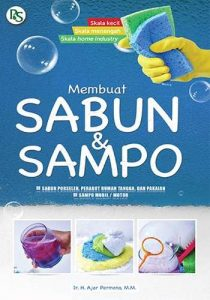 membuat sabun & sampo