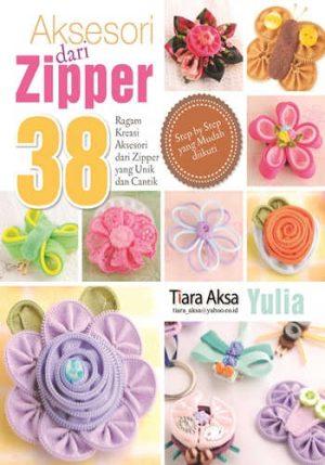 Buku 38 Aksesori dari Zipper