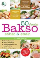 Buku 50 Jenis Bakso Sehat & Enak