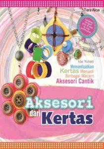 Buku Aksesori dari Kertas