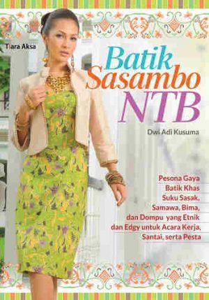 Buku Batik Sasambo NTB