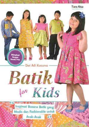 Buku Batik for Kids