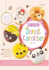 Buku Charadon Donat Karakter