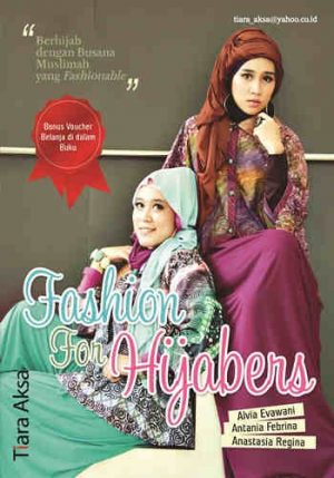 Buku Fashion for Hijaber