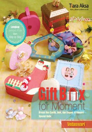 Buku Gift Box for Moment
