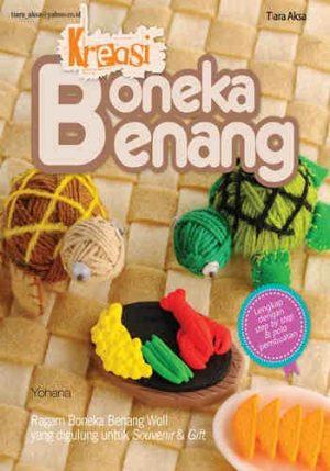 Buku Kreasi Boneka Benang
