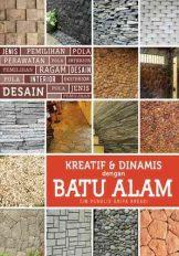 Buku Kreatif Dinamis Dengan Batu Alam