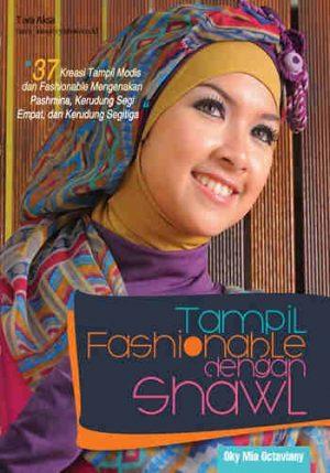 Buku Tampil Fashionable dengan Shawl