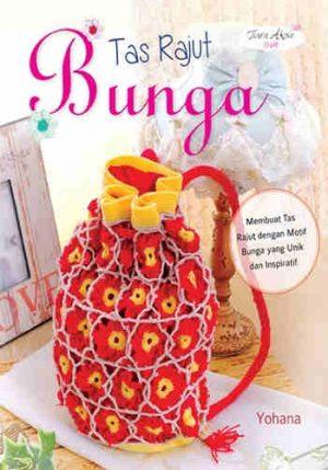Buku Tas Rajut Bunga