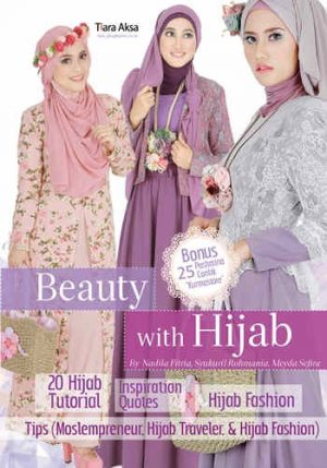 Buku Beauty Of Hijab