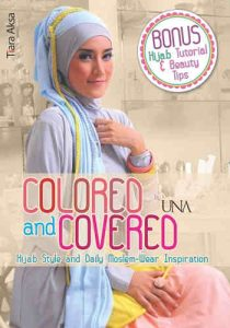 Buku Colored and Covered by UNA