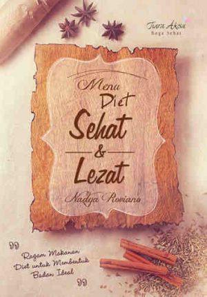 Buku Menu Diet Sehat dan Lezat