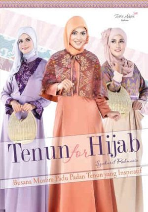 Buku Tenun for hijab