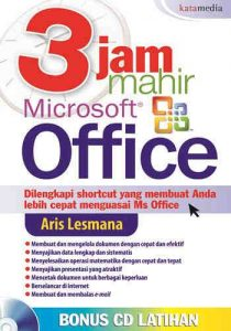 3 Jam Mahir Microsoft Office + CD