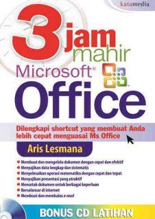 3 Jam Mahir Microsoft Office + CD