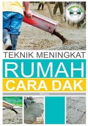 Buku TEKNIK MENINGKAT RUMAH CARA DAK