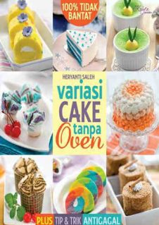 Variasi Cake Tanpa Oven