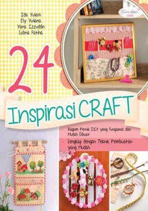 Buku 24 inspirasi craft