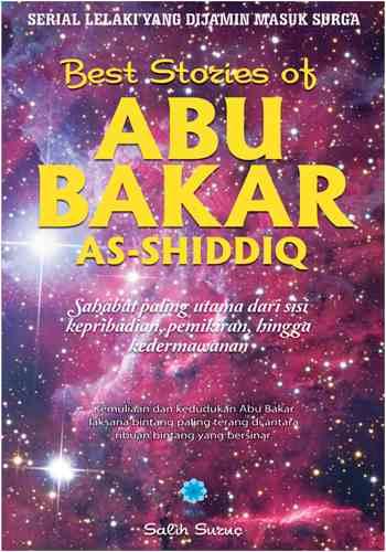 BUKU BEST STORIES OF ABU BAKAR AS-SHIDDIQ