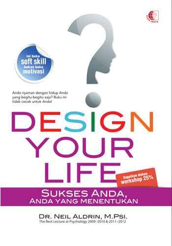 BUKU DESIGN YOUR LIFE