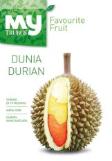 "Buku My Favourite Food ""Dunia Durian"""