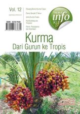 "Buku Info Kit Vol ""12 Kurma Dari Gurun Ke Tropis"""