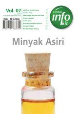 """Buku Info Kit """"Minyak Asiri Vol : 07"""""""
