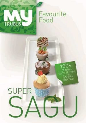 "Buku My Favourite Food ""Super Sagu"""