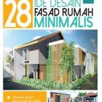 28 Ide Desain Fasad Rumah Minimalis