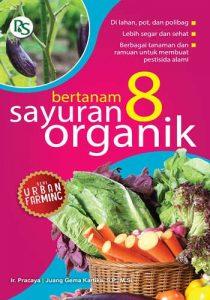 bertanam 8 sayuran organik