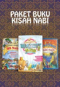 paket buku kisah nabi