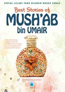 Buku Best Stories Of mush'ab bin umar