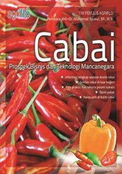 Cabai (Agriflo) - Prospek Bisnis dan Teknologi Mancanegara