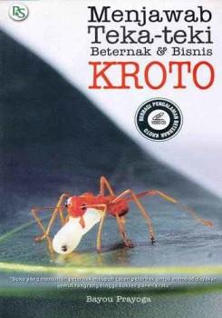 Menjawab Teka-Teki Beternak & Bisnis Kroto +VCD