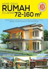 Buku Home Ideas Rumah Di Lahan 72-160 m2