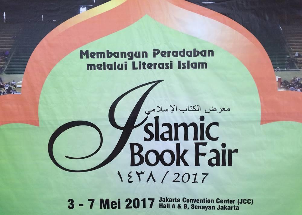 Hari Pertama Islamic Book Fair 2017 Berlangsung Meriah
