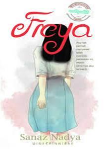 Buku novel freya
