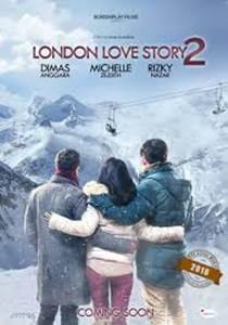 Buku Novel London Love Story 2