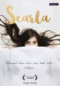 Buku novel scarla