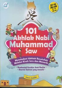 Buku 101 Akhlak Nabi Muhammad