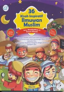 Buku 36 Kisah Inspiratif Ilmuan Muslim