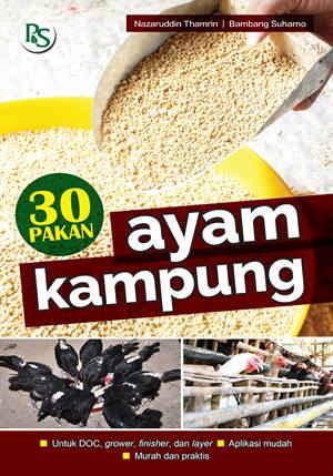 Buku 30 PAKAN AYAM KAMPUNG