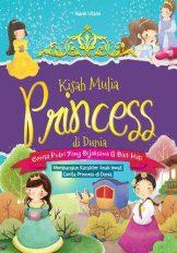 Buku Kisah mulia Princess di dunia