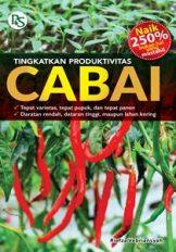 BukuTingkatkan Produktivitas Cabai Umumnya, masakan Indonesia tidak terlepas dari cabai. Bahkan, sekarang rasa pedas sudah diberi level atau urutan untuk menggambarkan kepedasan.