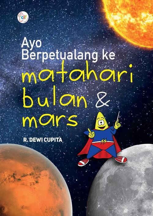 Revisi Harga FA COVER ayo berpetualang ke matahari, bulan, dan mars