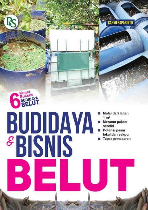 Budidaya & Bisnis Belut - Toko Buku Online Buku Laris